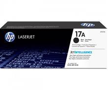 HP 17A Black LaserJet Toner Cartridge